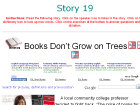 Books Don't Grow on Trees
