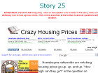 Crazy Housing Prices